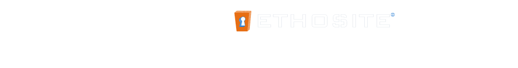 Ethosite Website & Search Strategy System Logo